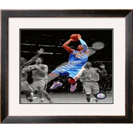 Carmelo Anthony Framed Photographic Print Wall Art  - 24x28