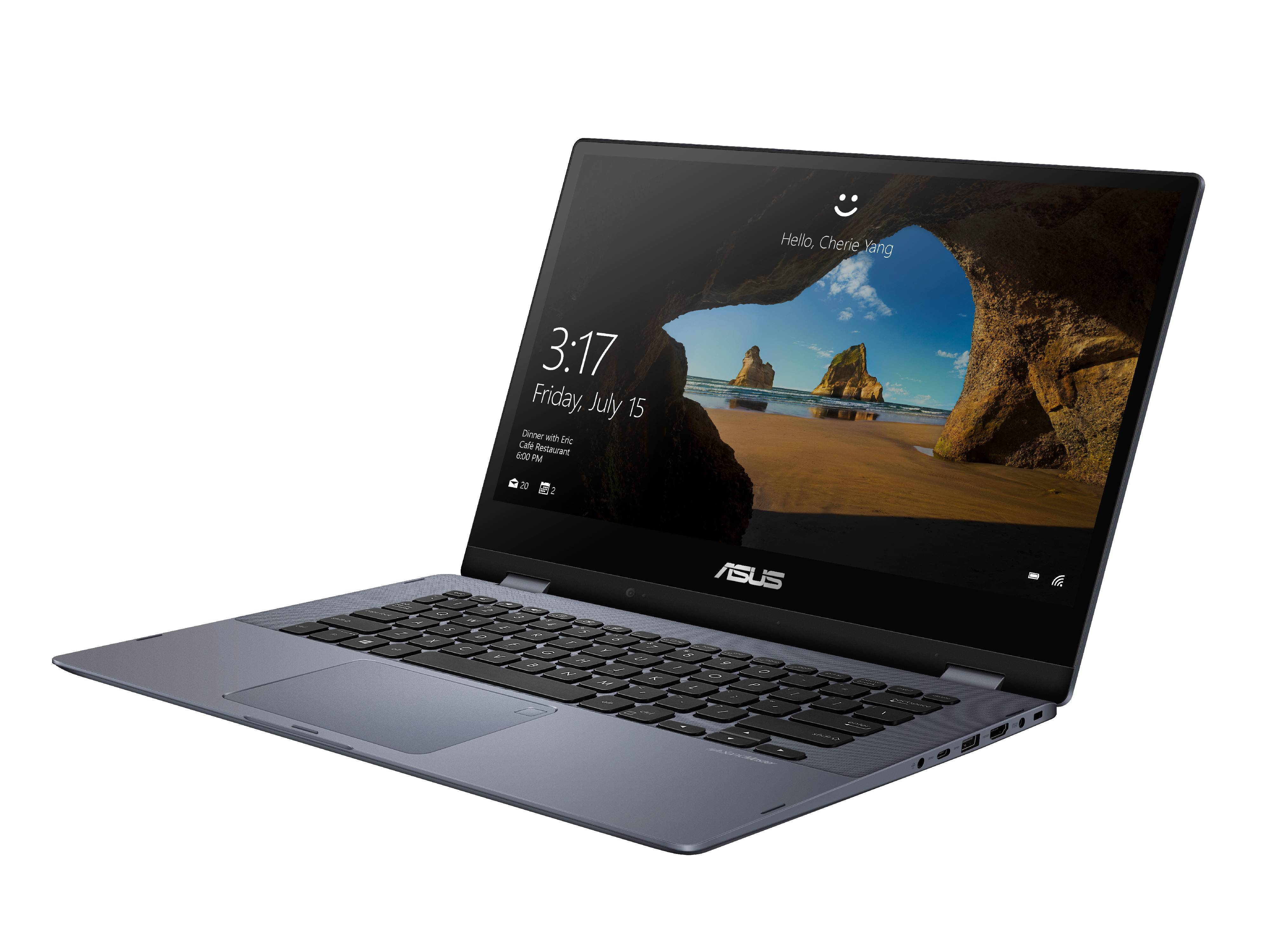 ASUS VivoBook Flip 14 Thin and Lightweight 2-in-1 Full HD