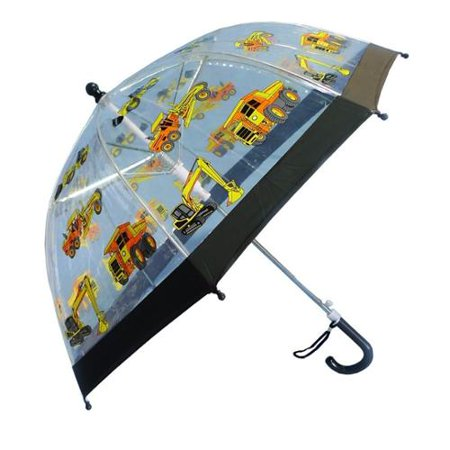Construction Umbrella (Clear Construction Boys)