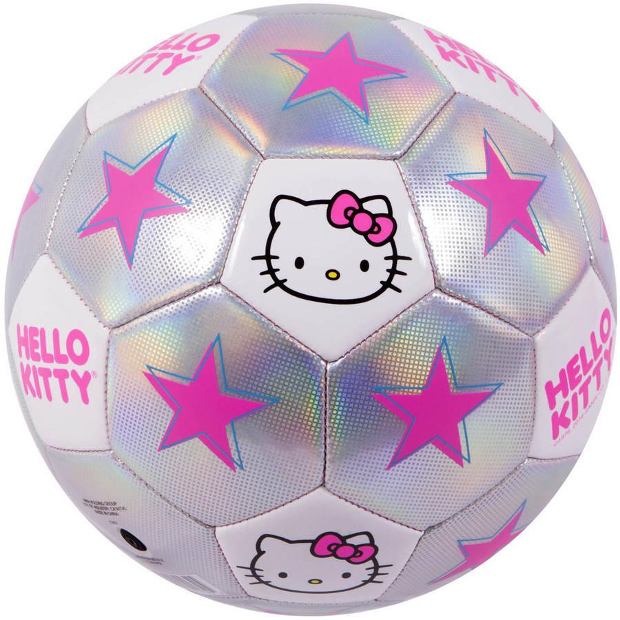 Hello Kitty GO! Soccer Ball, Size 4 by Hello Kitty