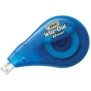 Bic Wite-Out Correction Tape 1 ea (Pack of 6)