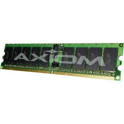 Axion AX16491708/4 Axiom AX16491708/4 32GB DDR2 SDRAM Memory Module - 32 GB (4 x 8 GB) - DDR2 SDRAM - 667 MHz DDR2-667/PC2-5300 - ECC - Registered - 240-pin - DIMM