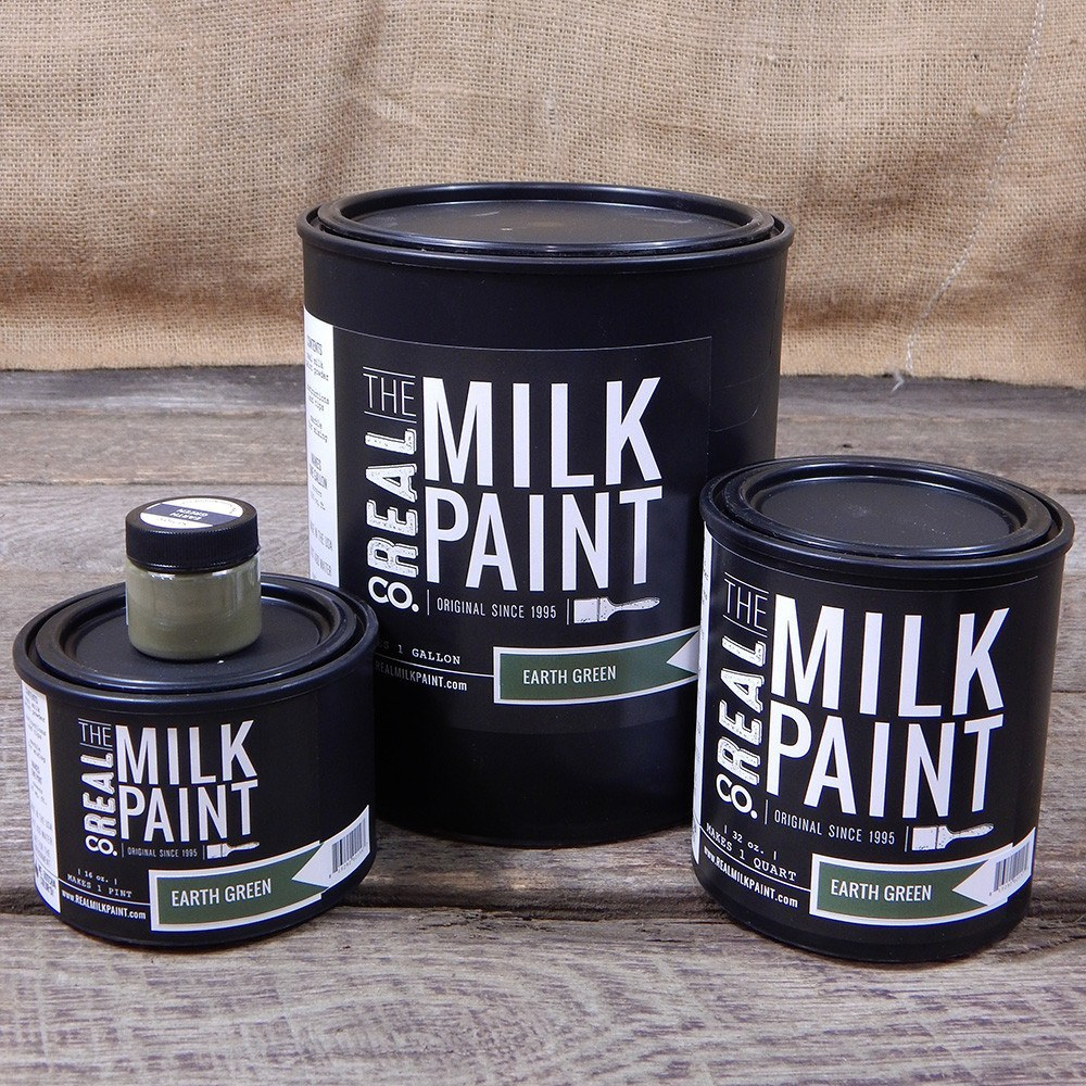 Real Milk Paint Sample 2 OZ