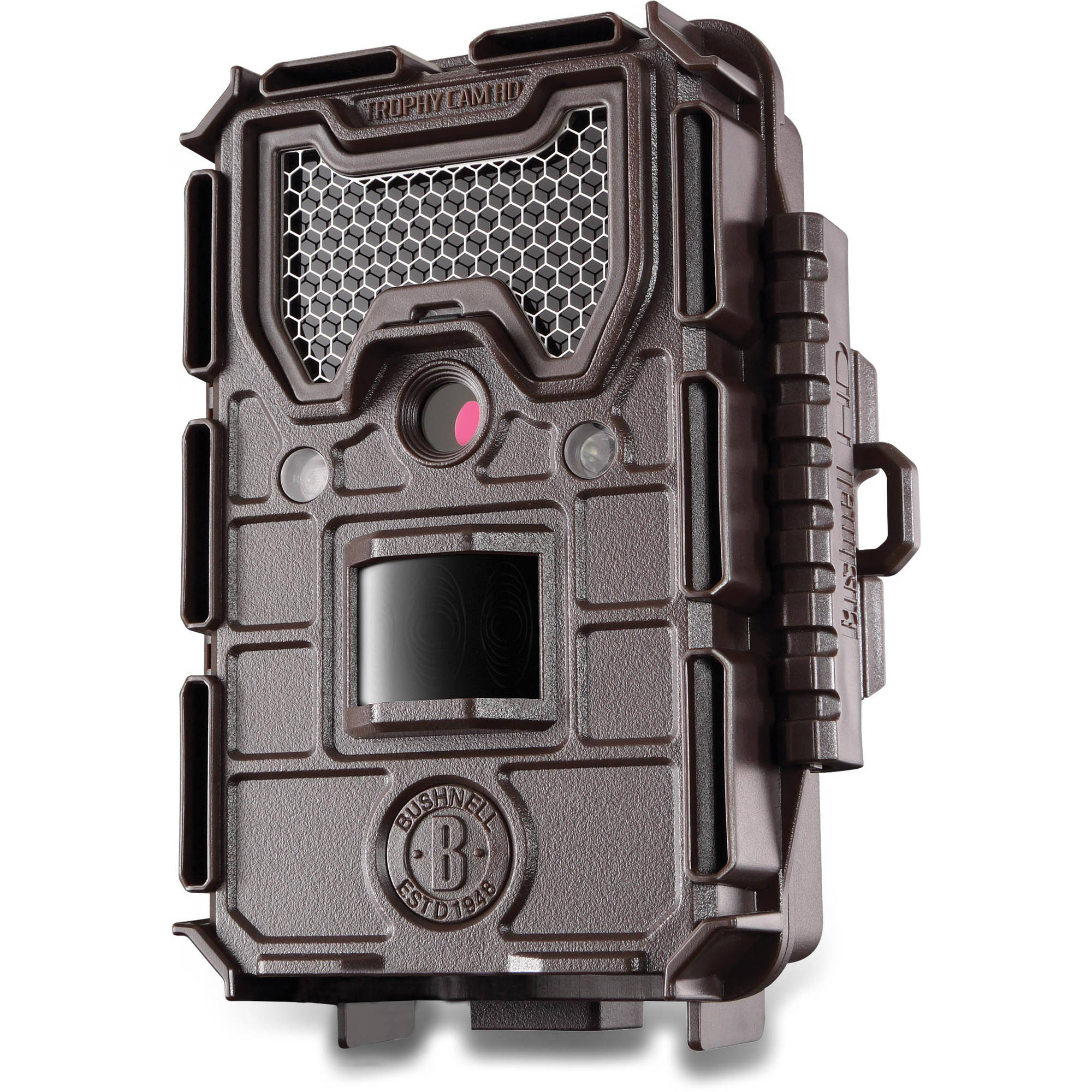 Bushnell 12MP HD ESSENTIAL E2 TAN, LOW GLOW, BOX - Walmart.com