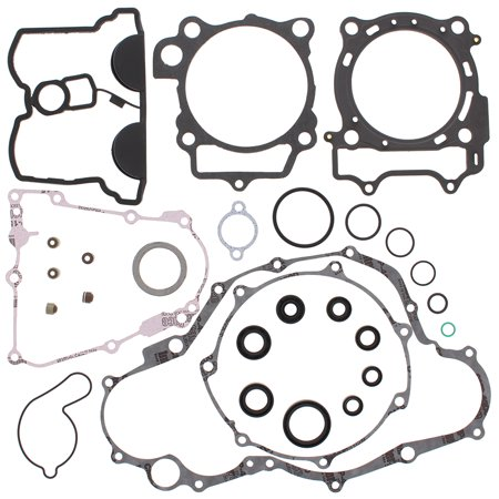 New Gasket Set with Oil Seals for Yamaha WR450F 2007 2008