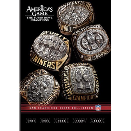 NFL America's Game: San Francisco 49ers (DVD)](Club Events For Halloween San Francisco)