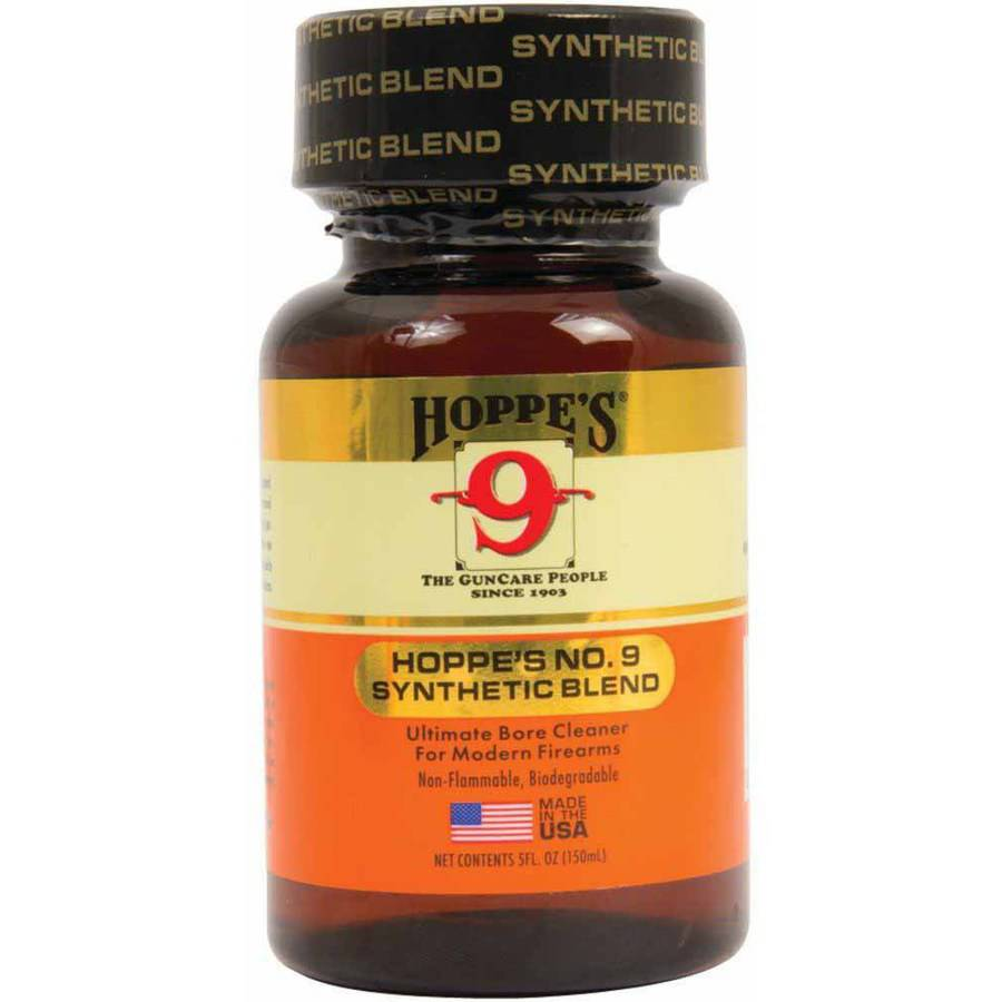 Hoppes No. 9 Synthetic Blend Bore Cleaner, 5 oz