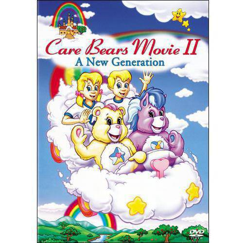 Care Bears Movie II: A New Generation by SONY CORP