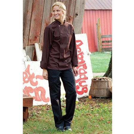 Large Cargo Pants Chefs Pants (4102-0104 Grunge Cargo Chef Pant in Black - Large)