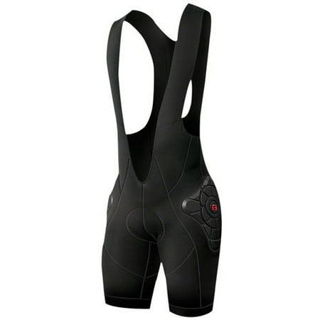 G-Form Pro-B Women's Bib Shorts with Chamois: Black (Chamois Bib Tights)