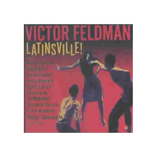 Personnel: Victor Feldman (vibraphone, piano); Walter Benton (tenor saxophone); Conte Candoli (trumpet); Frank Rosolino (trombone); Vince Guaraldi, Andy Thomas (piano); Al McKibbon, Tony Reyes, Scott LaFaro (bass); Nick Martinis, Stan Levey (drums); Frank Guerrero, Willie Bobo (timbales); Armando Peraza (bongos); Ramon Rivera, Mongo Santamaria (congas) <BR>Recorded at Contemporary Studios, Los Angels, California in 1958-59. Includes<BR>liner notes by Leonard Feather.