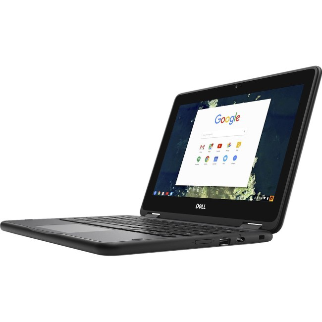 "Dell Chromebook 5000 640V4 11.6"" Intel Celeron N3350 4GB 16GB FM Chrome OS"
