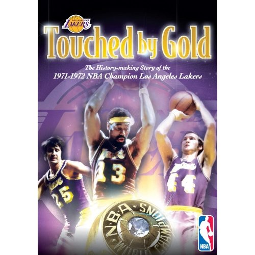 NBA: Los Angeles Lakers - Touched By Gold