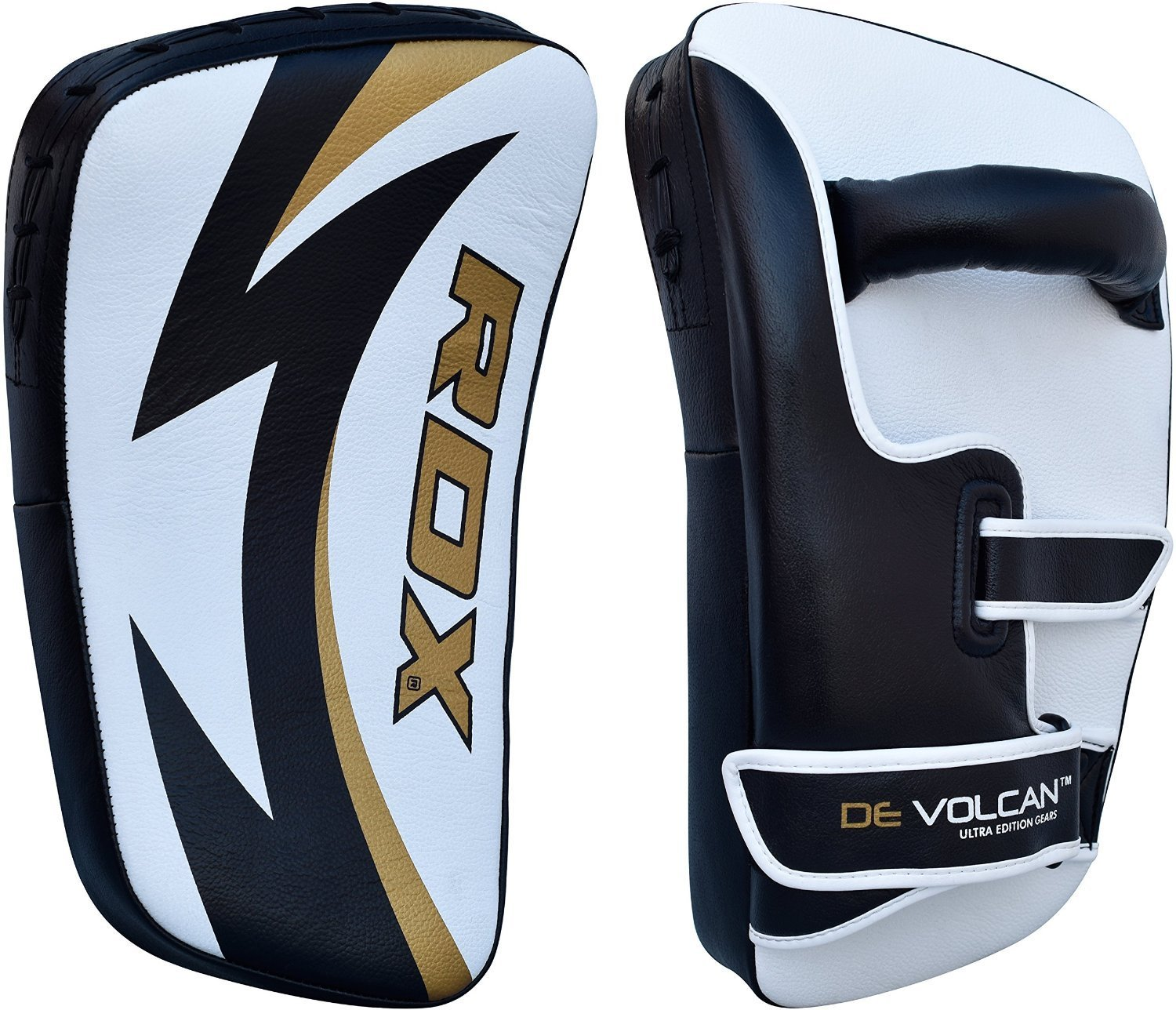 RDX MMA Muay thai Curved T10 Kick Boxing Strike Shield Arm Pad Focus Target Fighting by RDX