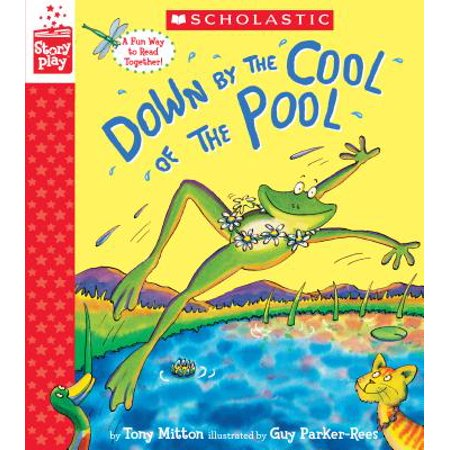 Down by the Cool of the Pool (a Storyplay Book) - Cool Down Halloween