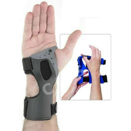 Carpal Tunnel - Authentic OSSUR  Exoform Carpal Tunnel Arthritis Tendonitis Wrist Brace 3D