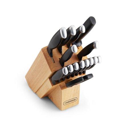 Farberware 16-Piece Comfort Grip Cutlery Set