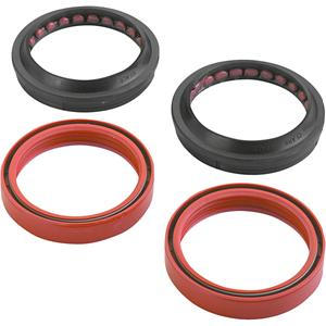 Moose Racing Fork & Dust Seal Kit Fits 95-96 KTM 250 EXC