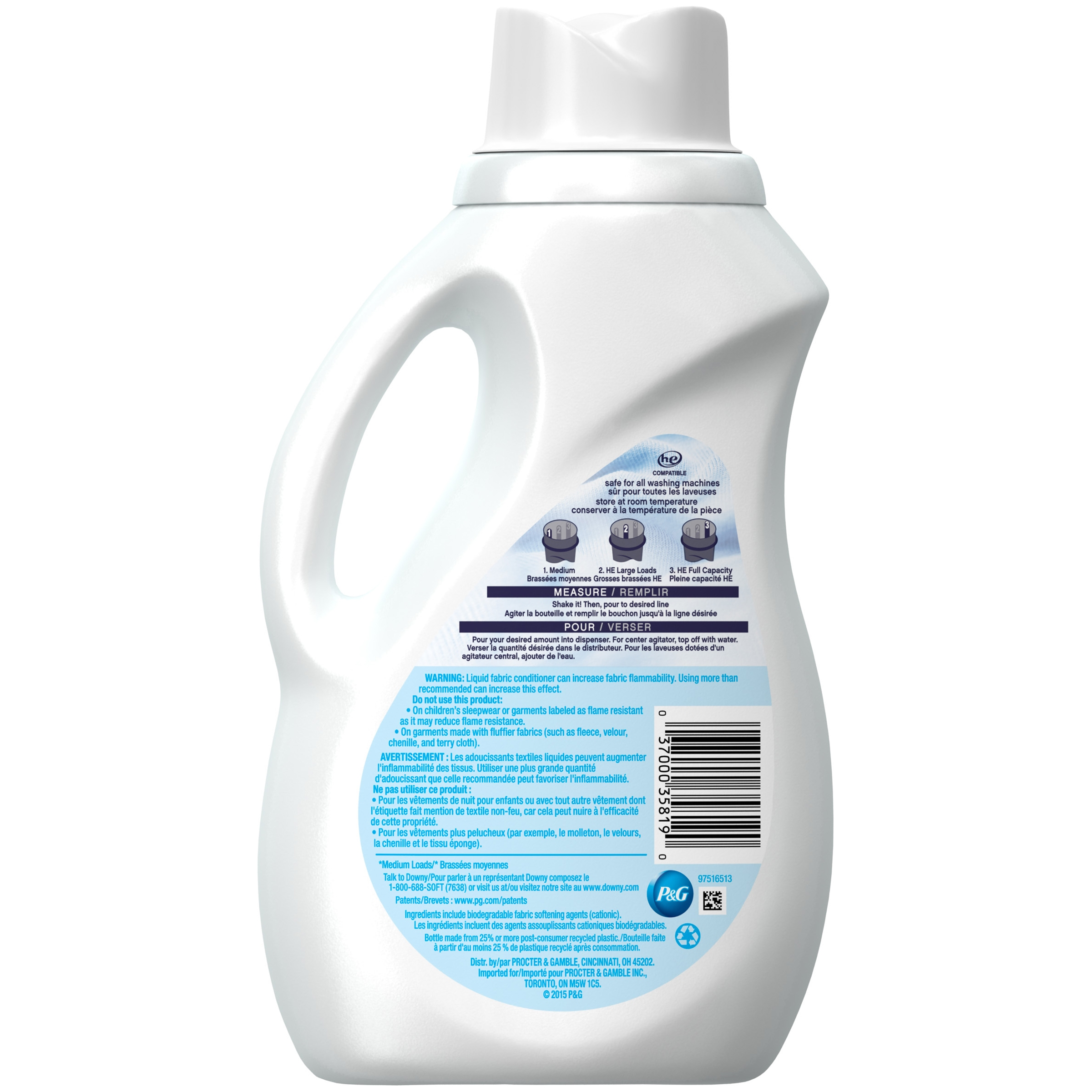 downy ultra free u0026 gentle fabric conditioner 34 fl oz jug