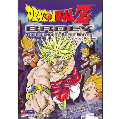 DragonBall Z: Broly: The Legendary Super Saiyan (Uncut) (Japanese) (Widescreen)