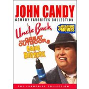 John Candy: Comedy Favorites Collection Uncle Buck   The Great Outdoors   Going Beserk (Widescreen) by UNIVERSAL HOME ENTERTAINMENT