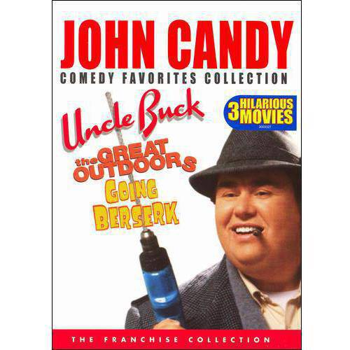 John Candy: Comedy Favorites Collection - Uncle Buck / The Great Outdoors / Going Beserk (Widescreen)