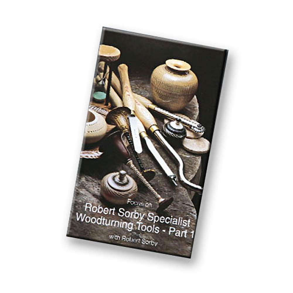 Robert Sorby #Vdrs07 Specialist Woodturning Tools Dvd Part 1`