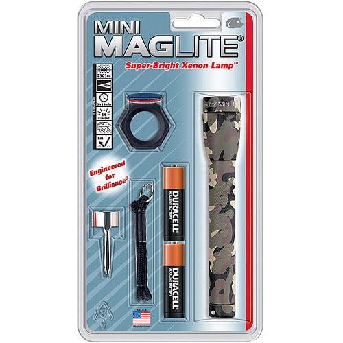 MAG Instrument AA Mini Maglite Flashlight Combo Pack