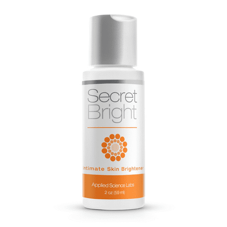 Secret Bright - BEST SKIN LIGHTENING for Sensitive Skin and All Intimate