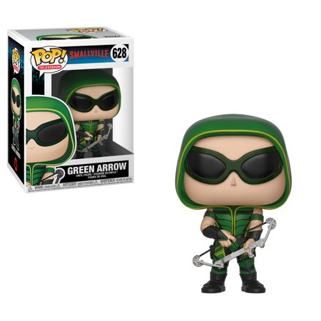 POP TV: Smallville- Green Arrow