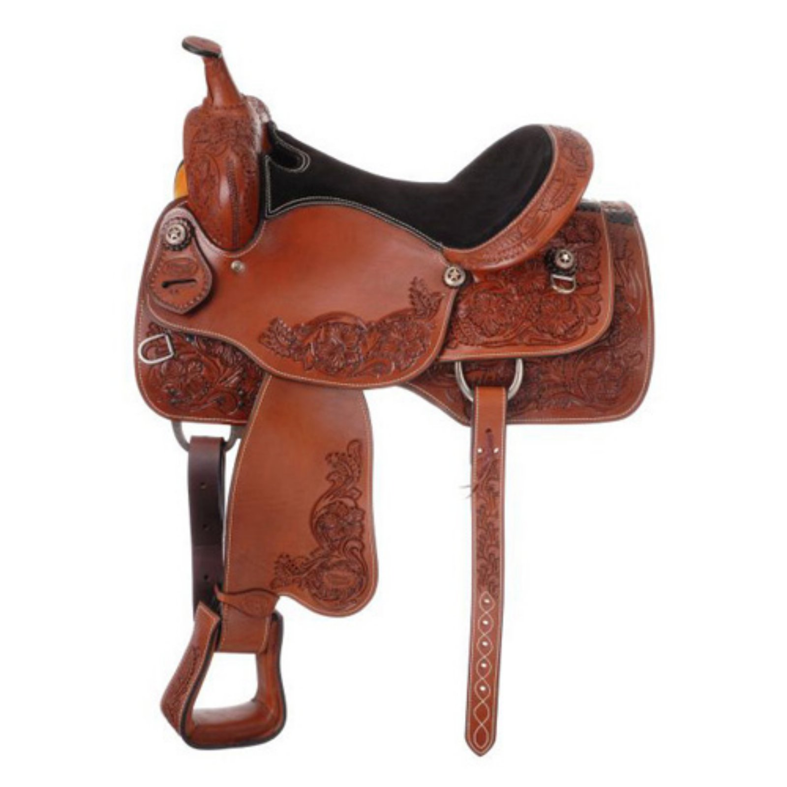 Silver Royal Timber Trail and Competition Saddle