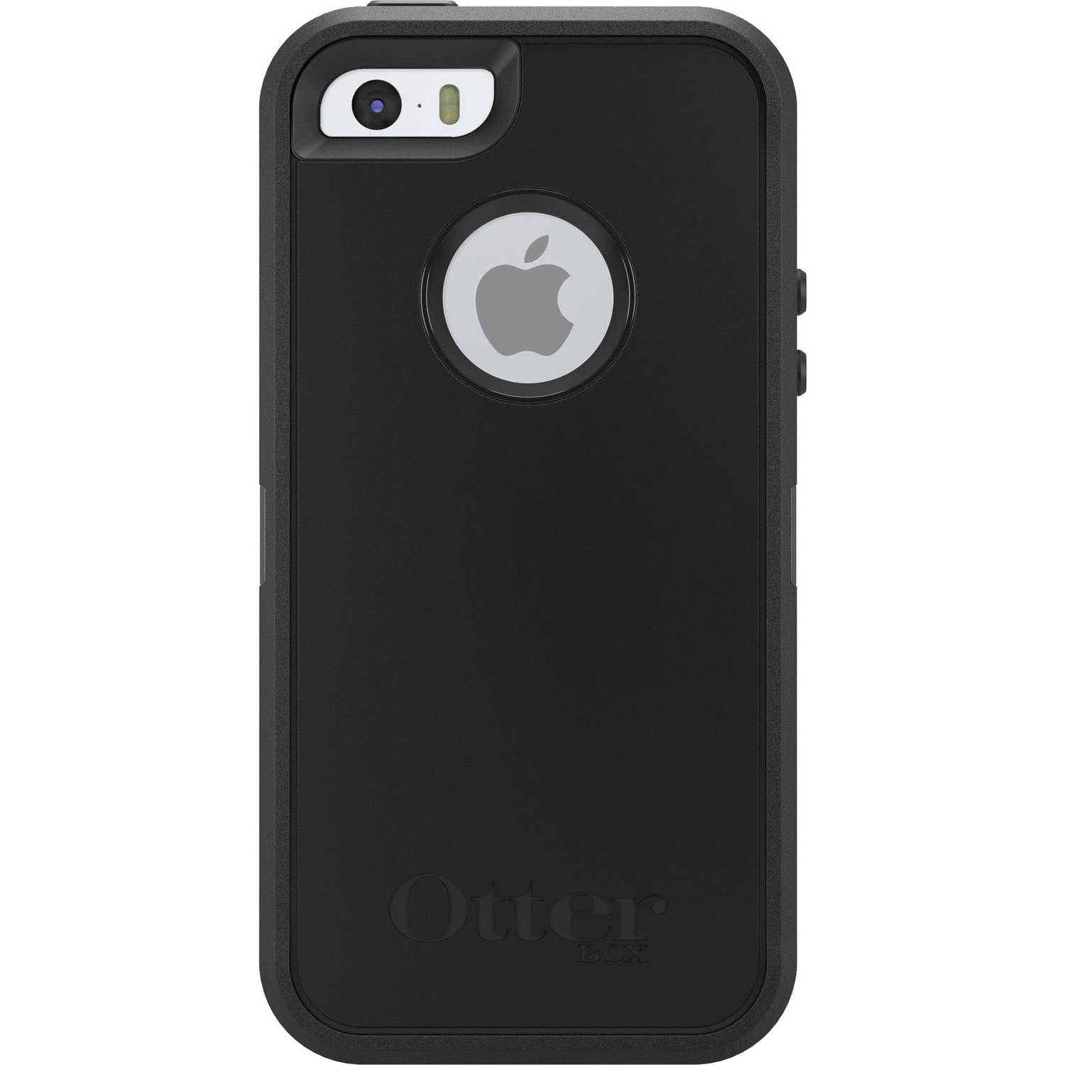 the best attitude 4aa11 964f6 OtterBox Defender Case for Apple iPhone 5/5S/SE