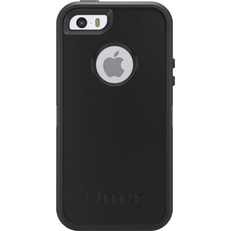 uk availability 559b6 367db iPhone 5/SE/5S Otterbox Apple iPhone case Defender Series with Straight  Talk or AT&T Apple iPhone 5s - Walmart.com