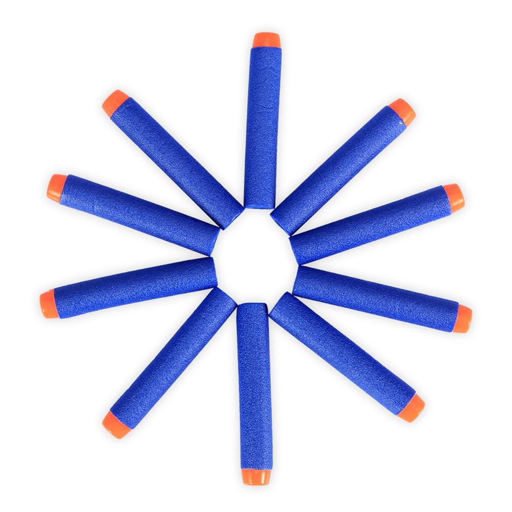 Lv. life 400 Pcs Refill Bullet Darts for Elite Series Blasters Kids Toy US