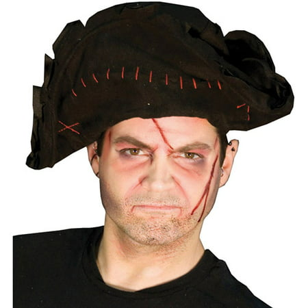 EZ Caribbean Pirate Halloween Makeup Kit (Black Makeup Ideas For Halloween)