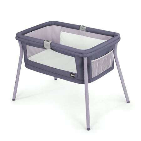 Chicco Lullago Portable Bassinet - Iris