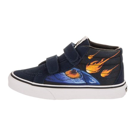 Vans Kids Sk8-Mid Reissue V (Meteors) Skate Shoe](Vans Shoes For Kids)