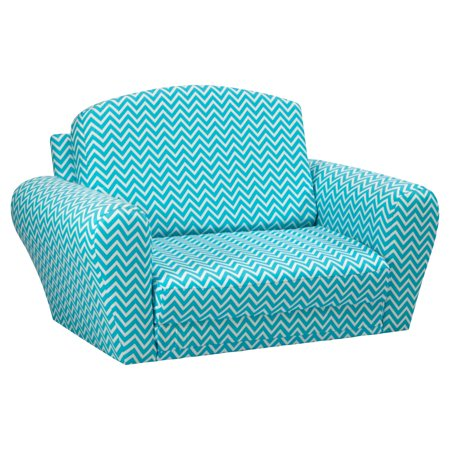 Kidz World Cosmo Blue Sleepover Sofa