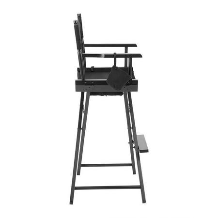 TOPINCN Professional Makeup Artist Directors Chair Wood Lightweight Foldable, Artist Chair, Directors Chair - Walmart.com