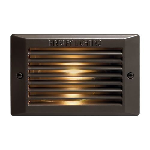 Hinkley Lighting H58009 120v 9w Line Voltage Brick / Step Light