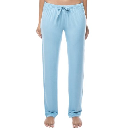 Blue Stretch Pants - Twin Boat Women's Breezy Night Knit Lounge Pant