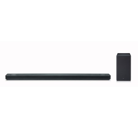 LG SK10Y 5.1.2 Channel Dolby Atmos Hi-Res Audio Soundbar