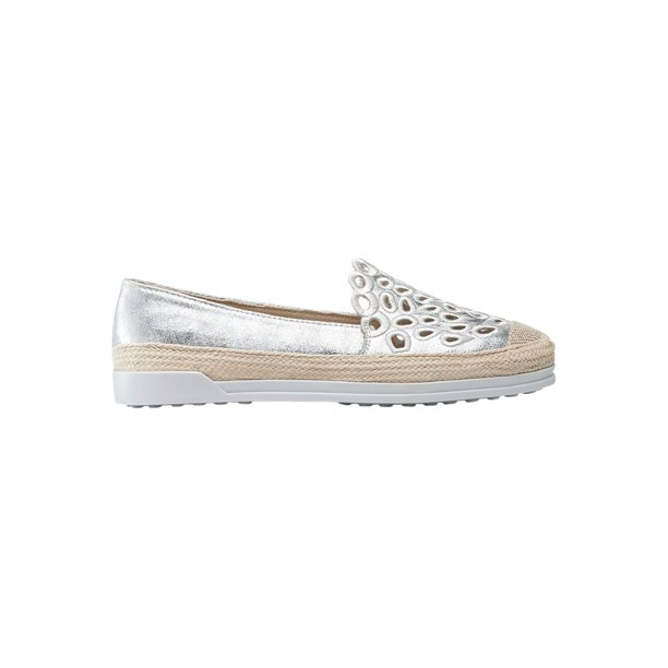 Ellos Cut-out Slip-on Flats Shoes
