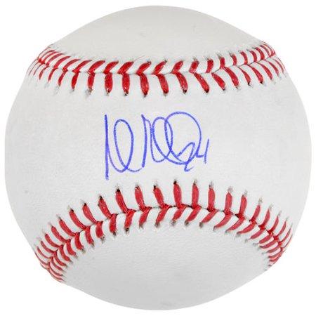 Andrew Miller Cleveland Indians Autographed Baseball