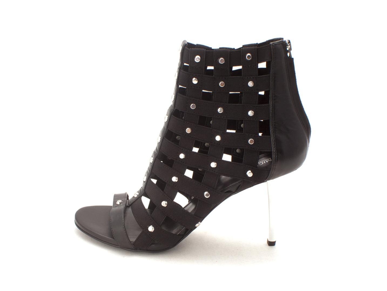 233017d4e9a7 MICHAEL Michael Kors Womens Sherry open toe Leather Open Toe