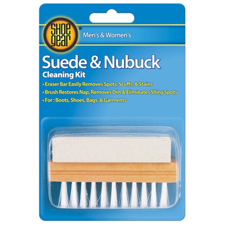 Shoe Gear Suede And Nubuck Cleaning Kit (Best Shoe Cleaning Kit For Jordans)