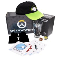CultureFly, Officially Licensed Overwatch Collector Box, Universal, 0, OVERBOXQ219