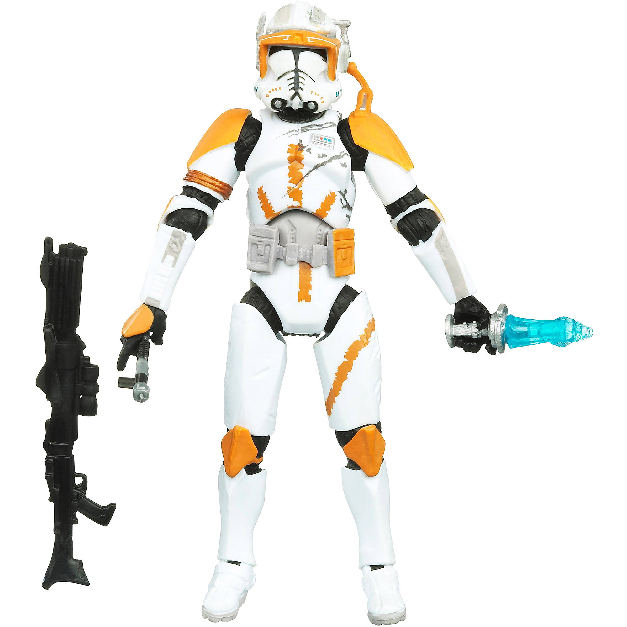 Star Wars 2010 Vintage Collection Action Figure #19 Clone Commander Cody