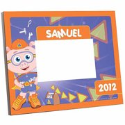 Personalized Super Why! Alpha Pig Picture Frame