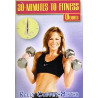 30 Minutes To Fitness: Weights Workout with Kelly Coffey-Meyer (DVD)